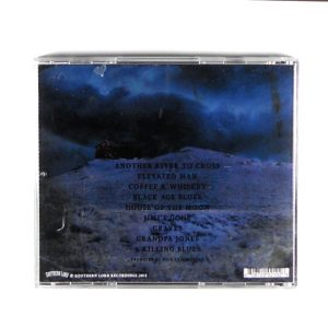 GOATSNAKE black age blues CD back