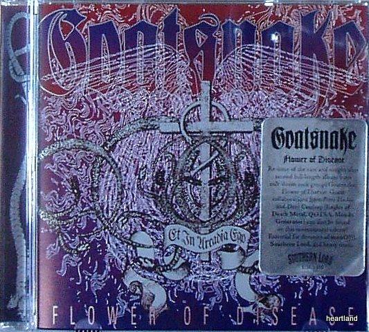 goatsnake flower cd