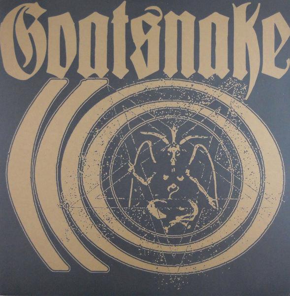 GOATSNAKE goatsnake 1 + dog days LP