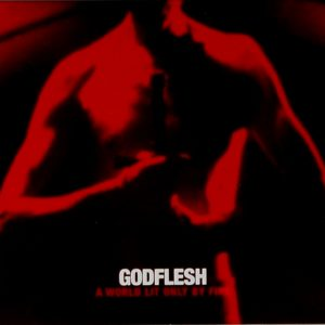 GODFLESH a world lit only by fire CD