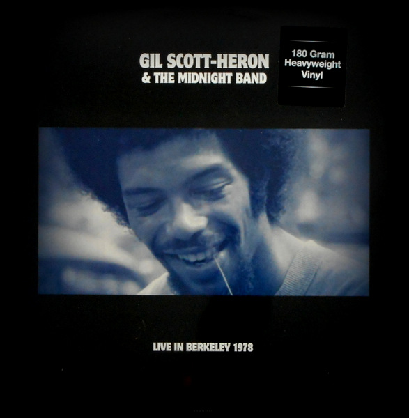 SCOTT-HERON, GIL live in berkeley 1978 LP