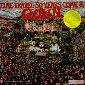 GONN time travel - 50 years come & gonn LP