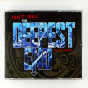 GOV'T MULE the deepest end CD