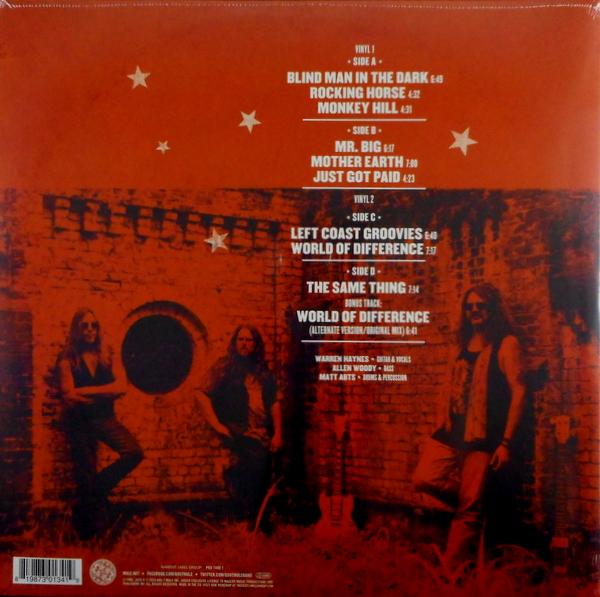 GOV'T MULE the tel star sessions LP