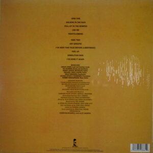 JONES, GRACE nightclubbing LP back