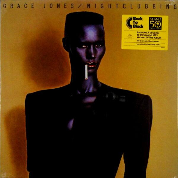 JONES, GRACE nightclubbing LP