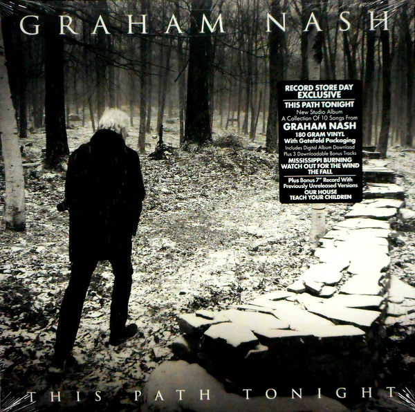 NASH, GRAHAM this path tonight LP