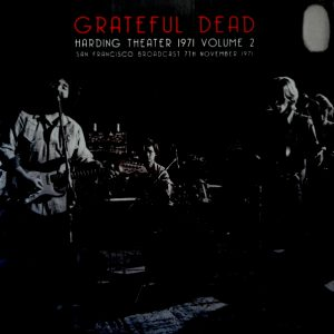 GRATEFUL DEAD harding theater 1971 - vol 2 LP