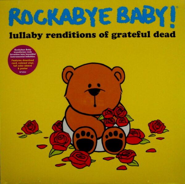 GRATEFUL DEAD (ROCKABYE BABY) lullaby renditions LP