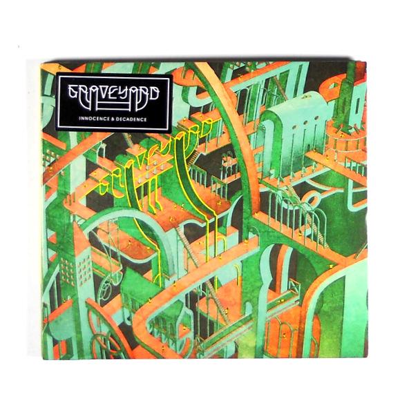 GRAVEYARD innocence & decadence CD