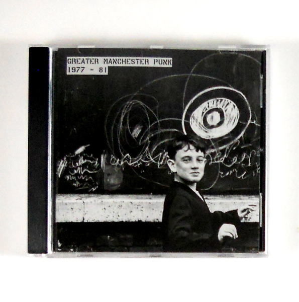 VARIOUS ARTISTS greater manchester punk 1977-81 CD