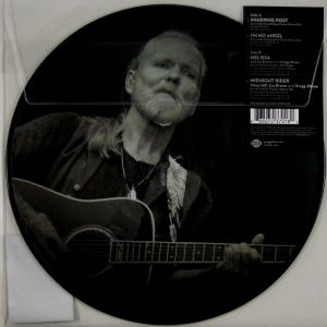 "GREGG ALLMAN whipping post 10"" inch back"