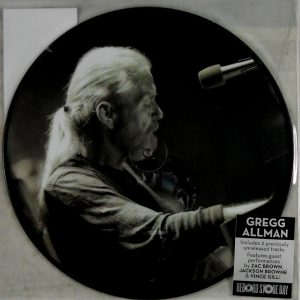"GREGG ALLMAN whipping post 10"" inch"