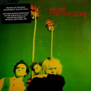 GUN CLUB, THE miami LP