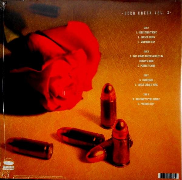 GUNS 'N ROSES deer creek - vol 2 LP
