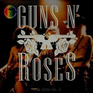 GUNS 'N ROSES deer creek - vol 2 LP