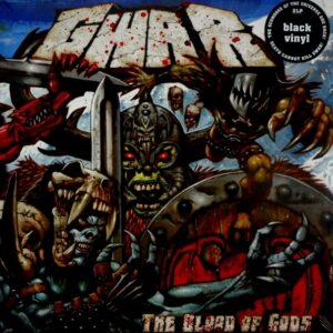GWAR the blood of gods LP