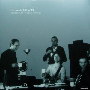 harmonia and eno tracks and traces lp
