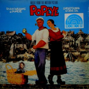 NILSSON, HARRY popeye LP