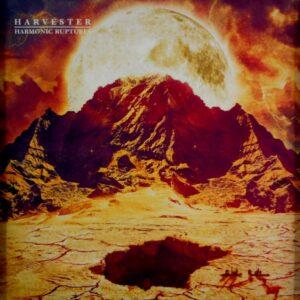 HARVESTER harmonic ruptures LP