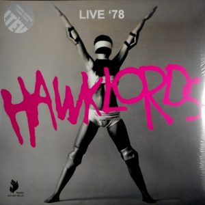 HAWKWIND (HAWKLORDS) live '78 LP