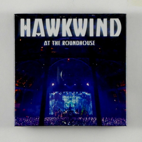 HAWKWIND at the roundhouse - deluxe CD