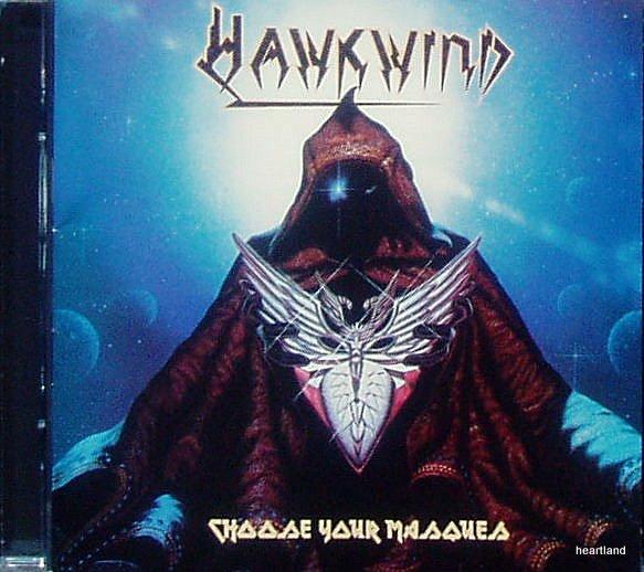 hawkwind choose masques cd