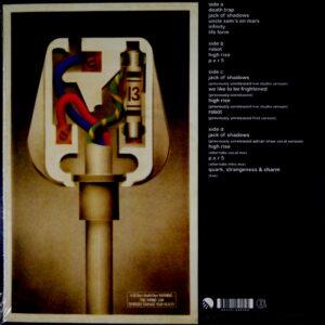 HAWKWIND pxr5 LP back