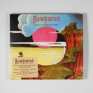 HAWKWIND warrior on the edge of time CD