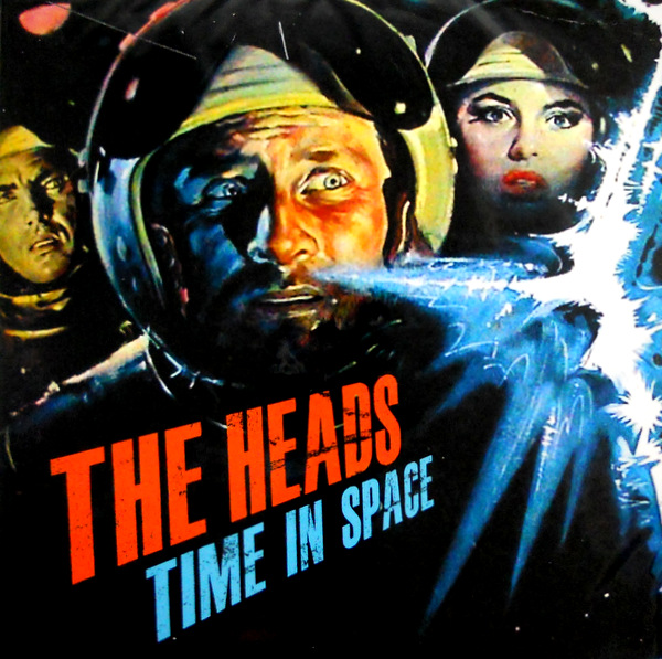 HEADS, THE time in space LP