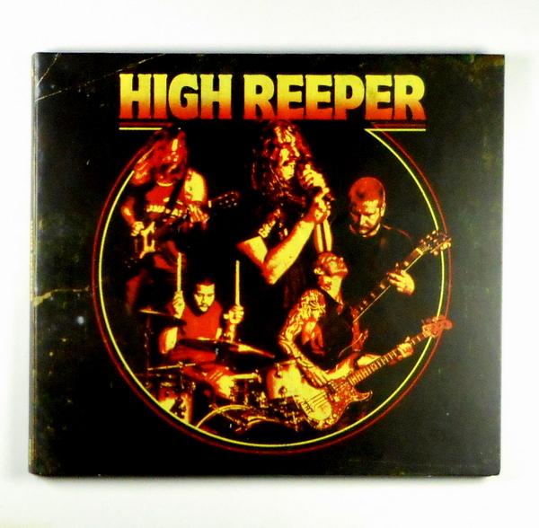 HIGH REEPER high reeper CD