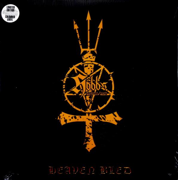 HOBBS ANGEL OF DEATH heaven bled - col vinyl LP