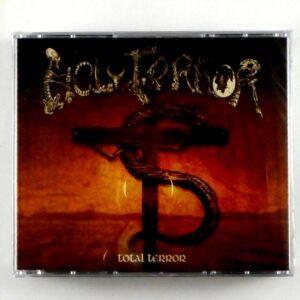 HOLY TERROR total terror - deluxe CD