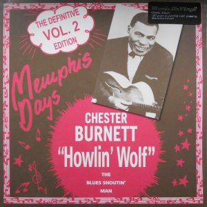 howlin wolf memphis days vol 2 lp