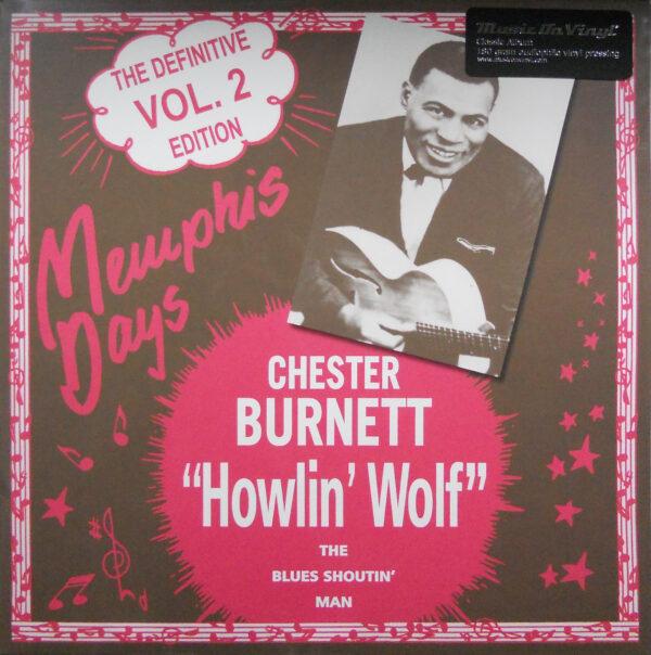 howlin wolf memphis days vol 2 lp