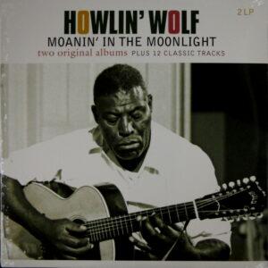 HOWLIN' WOLF howlin wolf / moanin' in the moonlight LP