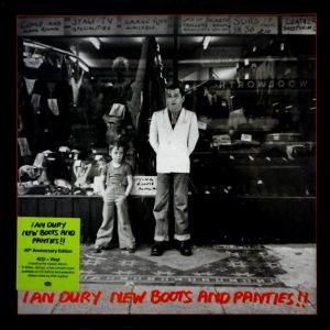 DURY, IAN & THE BLOCKHEADS new boots & panties - box set CD