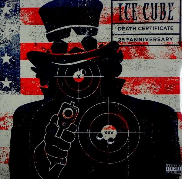 ICE CUBE death certificate - anniversary LP LP