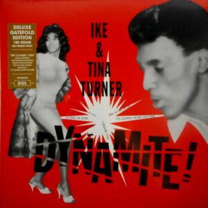 TURNER, IKE & TINA dynamite! LP
