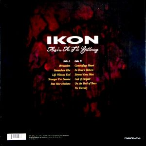 IKON flowers for the gathering LP