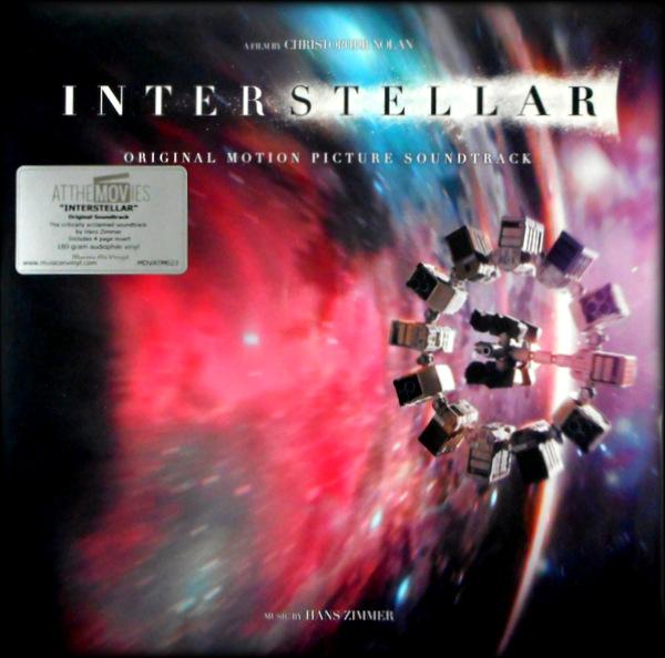 ZIMMER, HANS interstellar LP