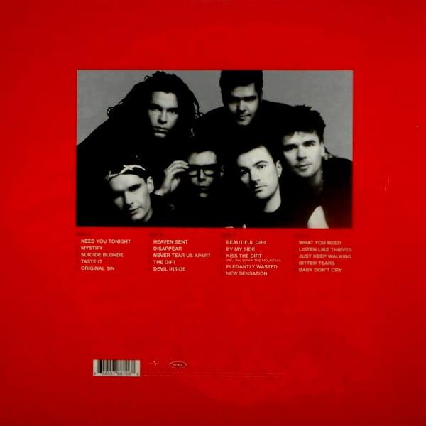 INXS the very best of INXS LP