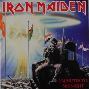 iron maiden 2 minutes to midnight euro 7