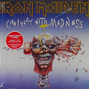 iron maiden can I play usa 7 single