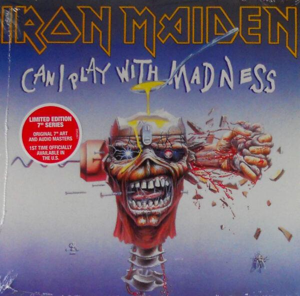 iron maiden can I play usa 7 single