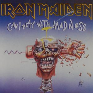 iron maiden can i play uk 7 single