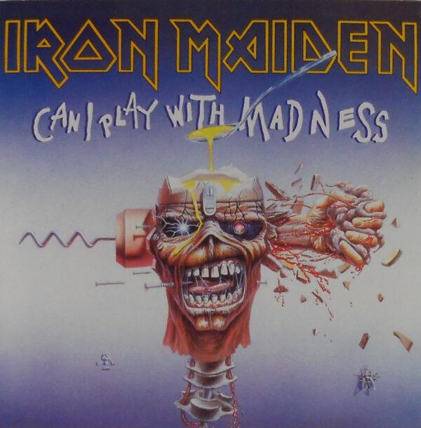 iron maiden can i play uk 7 single