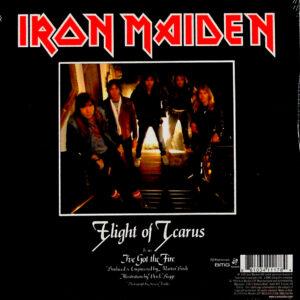 iron maiden flight of icarus 7 inch
