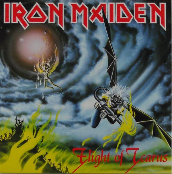 iron maiden flight of icarus euro 7