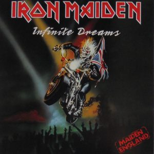 iron maiden infinite dreams live uk 7 single